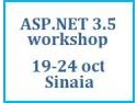 sp. ASP.NET 3.5 SP1 Workshop, 19-24 Oct '08, Sinaia, Hotel Smart