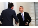 Dan Minulescu, CEO Macromex & Guido Vanherpe, CEO La Lorraine Bankery Group