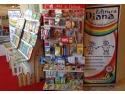 Diana Tatucu. Editura Diana la Palatul National al Copiilor Bucuresti - stand 1