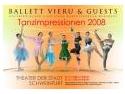 evenimente balet. Scoala de balet Giuliana  invitata la ,,Tanzimpressionen 2008''