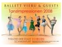 scoli balet. Scoala de balet Giuliana  invitata la ,,Tanzimpressionen 2008''