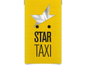 publicate in taxi. Star Taxi