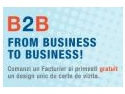 business 2 business. B2B - From Business to Business