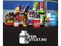 Protein Outlet: Un alt magazin online de suplimente? tehnici de marketing