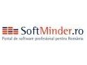Lansare SoftMinder.ro – Prima bazã de date on-line dedicatã software-ului profesional pentru România