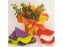 Ce ambalaje sa folosesti pentru buchete de flori perfecte targ de craciun la casute