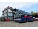 Romfour - Avantaje multiple pentru transportul de persoane sau colete in strainatate! echipament