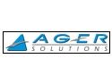 business solutions. AGER Solutions a realizat cea mai mare cifra de afaceri pe segmentul Microsoft Business Solutions