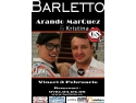Barletto. Dj Arando Marquez & Kristina @ BARLETTO Club!