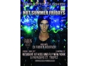 hot summer dcsh ro. HOT SUMMER FRIDAYS @BARLETTO SUMMER CLUB!