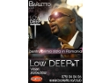 deep freeze spray. Low Deep T Live @ Barletto Club