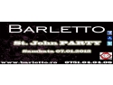 party revelion barletto club eveniment Dj Rynno Silvia Mattyas. St. John Party @Barletto Club