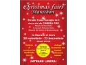 daruri. Christmas Fairs'Marathon- Targul cu cele mai frumoase daruri de Craciun din centrul Bucurestiului