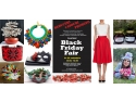 black-friday. Primul Black Friday Fair din Bucuresti