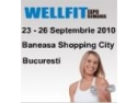targ shops and the city. Get Fit and Feel Well la Wellfit Expo in Baneasa Shopping City !!