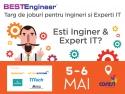 cariera pentru ingineri. Angajatori din Brasov, Bucuresti, Sibiu si Iasi, recruteaza la targul de job-uri pentru ingineri si experti IT - BESTEngineer!