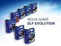 elf evolution. Noua gama de uleiuri ELF EVOLUTION