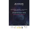 hackathon. JS Hacks Bucharest - Hackathon dedicat pasionatilor de JavaScript din Bucuresti
