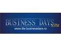 businessdays. Antreprenoriat si management de succes in domeniul sanatatii