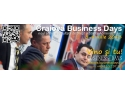 Business Days. Evenimentul Craiova Business Days - cea mai mare oportunitate de networking si afaceri pentru mediul de business local