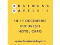 afaceri. Peste 1.000 de posibili parteneri de afaceri te asteapta la Bucuresti Business Days