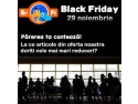 Reduceri Black Friday. Black Friday la ErFi