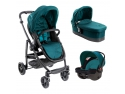 graco evo trio. Graco Evo  II Trio Harbour Blue