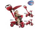 Tricicletele Smart Trike: primul vehicul al copilului tau
