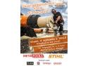 lemne paletizate. 4 septembrie - STIHL Timbersports la Ploiești!
