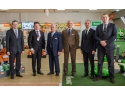 Erste Group Immorent. Delegația Stihl la sediul Metatools Ploiești