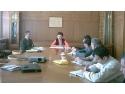 sala capitol. Întâlnire la Primăria Mediaş cu tema ''Desiminarea informaţiilor referitoare la angajamentele rezultate din negocierea Capitolului 22 Mediu''