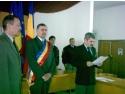Poliţiştii comunitari din Mediaş au depus jurământul de credinţă