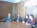 olanda. Primarul Daniel Thellmann speră ca în luna septembrie 2005, Mediaşul să fie vizitat de un grup mai mare al oamenilor de afaceri din Olanda