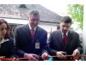 adăpost. Primarul Daniel Thellmann a participat la inaugurarea Adăpost de Noapte şi Asistenţă de  Reinserţie pentru Persoanele fără Adăpost