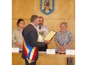 Primaria municipiului Brasov. Mariane Caspari, cetăţean de onoare al Municipiului Mediaş