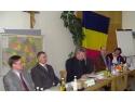 Daniel Thellmann şi consilierii locali în Wegscheid, Germania