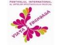 "frumoasa. Festivalul International al Artelor Spectacolului Muzical ""Viata e Frumoasa"""