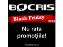 Super promotii la Bocris.ro, de Black Friday