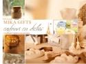 cadouri de Craciun pentru sefi. Cadouri de Craciun cu parfum frantuzesc la Mika Gifts (www.mikagifts.ro)