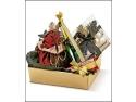 Cosuri cu cadouri pentru Craciun. Cadourisarbatori.ro lanseaza modele noi de cutii pentru cadourile de Craciun