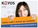 creare magazin virtual. IT&S a lansat magazinul virtual www.KOYOS.ro
