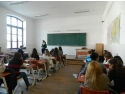 Asociatia DOMINOU. Informarea liceenilor bucuresteni cu privire la traficul de fiinte umane