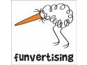 AdVenture spune stop joc. Funvertising spune start.