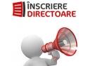 Serviciu profesional de inscriere in directoare