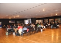 Deschiderea lucrarilor Forumului ONG-2014, organizat la initiativa Asociatiei CENTRAS, in parteneriat cu Fundatia Dignitas si Ministerul Muncii, in prezenta reprezentantilor de la Ministerul Muncii, Familiei şi Protecţiei Sociale, Ministerul Fondurilor Europene, Ministrul delegat pentru Dialog Social, Cabinetul Primlui Ministru si a doamnei Anne-Marie Chavanon – Preşedinte al Comisiei Democraţie, Coeziune socială şi Provocări Mondiale – Consiliul Europei