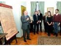 custodie. Academicianul Razvan Theodorescu prezinata Sala muzeala DIGNITAS
