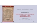 dignitas.                       Obiect de patrimoniu din colectia Fundatiei Dignitas - Exponatul lunii mai, la Muzeul Naţional de Istorie a României