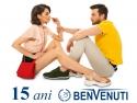 De 15 ani pășești relaxat cu produsele Benvenuti
