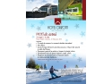 pachete franare. Hotel Orizont Predeal prezintă noile pachete pentru schi