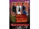Bellagio. Sambata dansam cu Akcent la Club Bellagio - Sambata 27 Decembrie